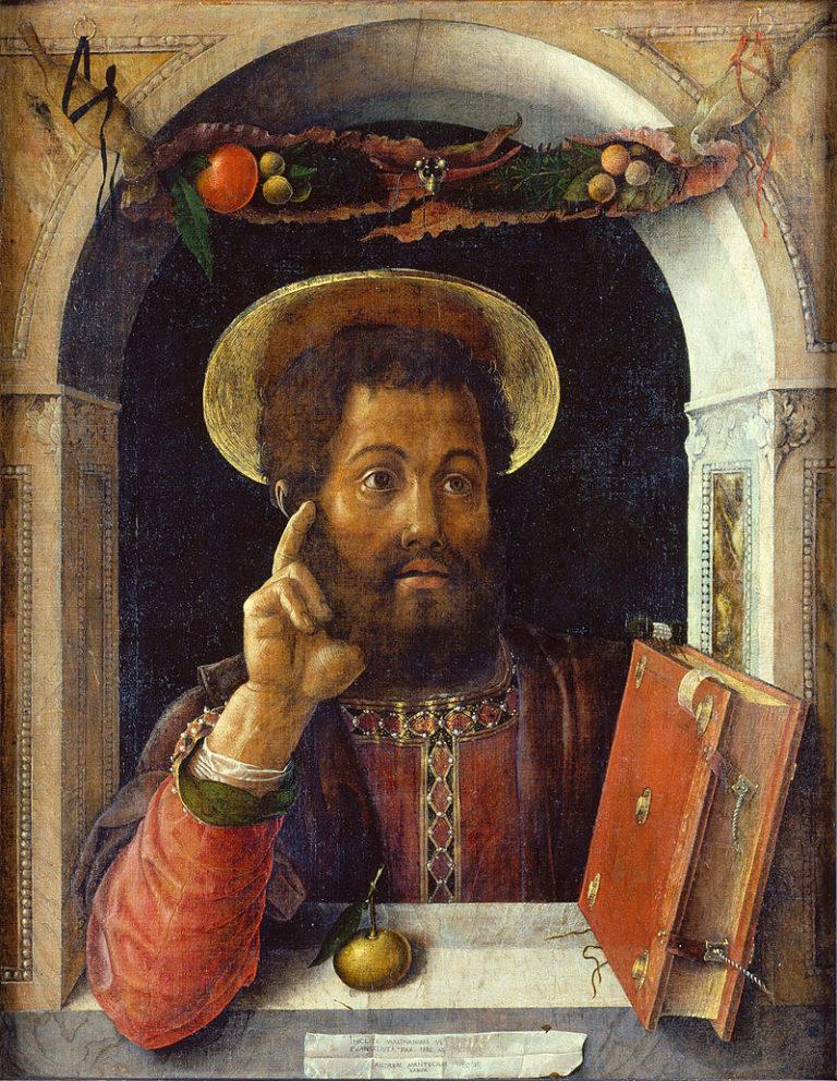Святой Марк. Ок. 1450