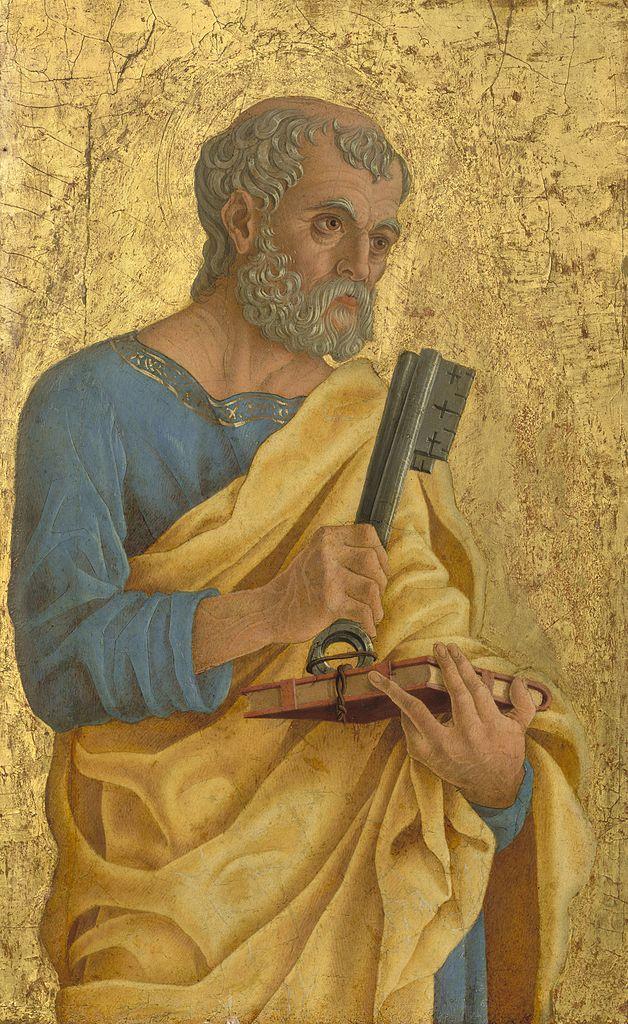 Святой Пётр. Ок. 1468