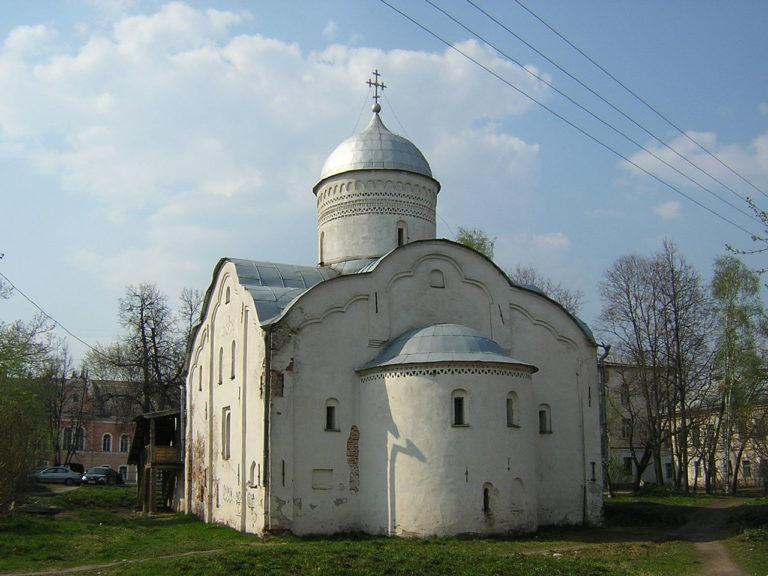 Церковь св. Климента на Иворове улице. 1519