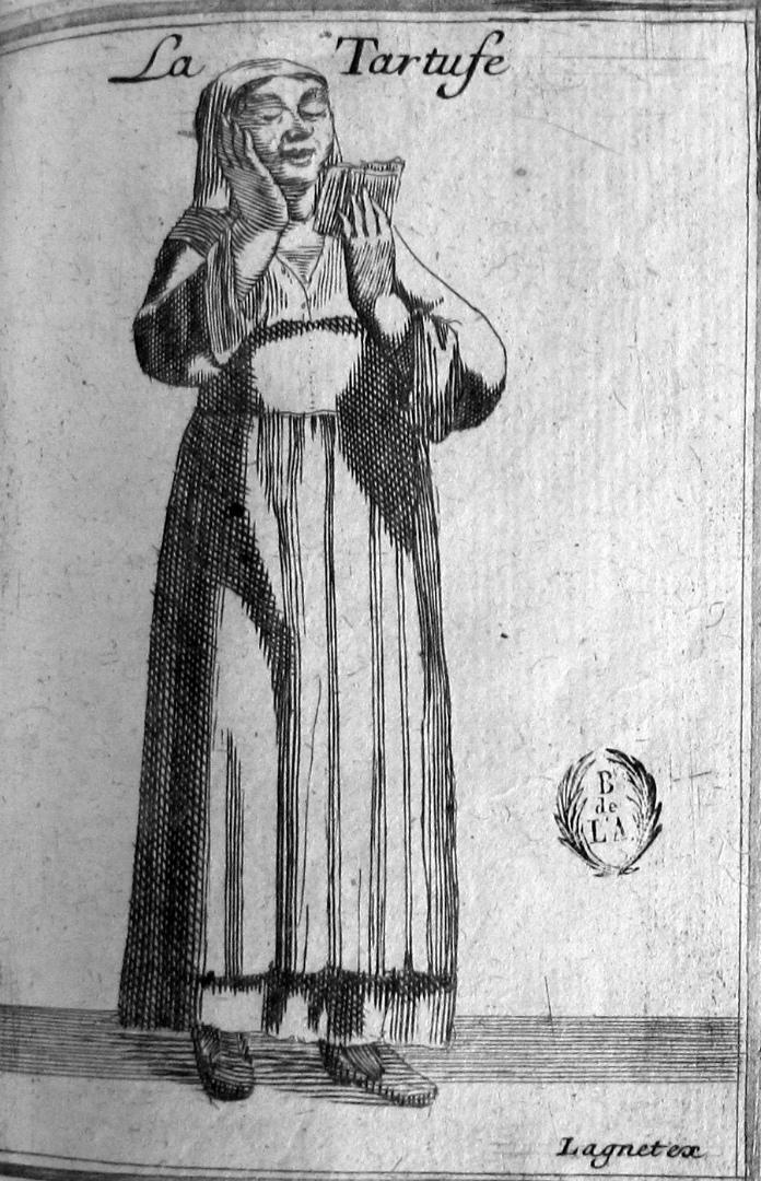 Тартюф. II пол. XVII в.