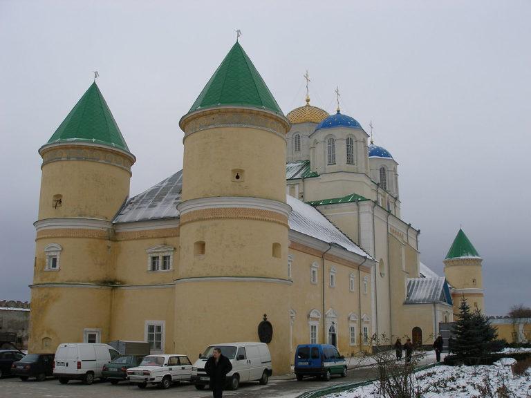 Троицкая церковь в 2007 г.