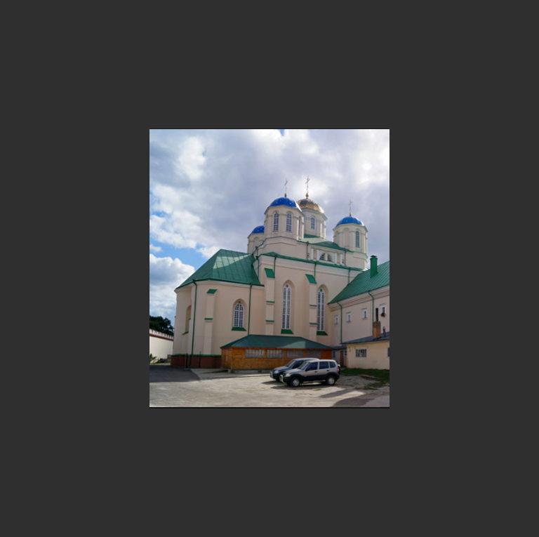 Троицкая церковь. Вид с северо-востока. 1520-е