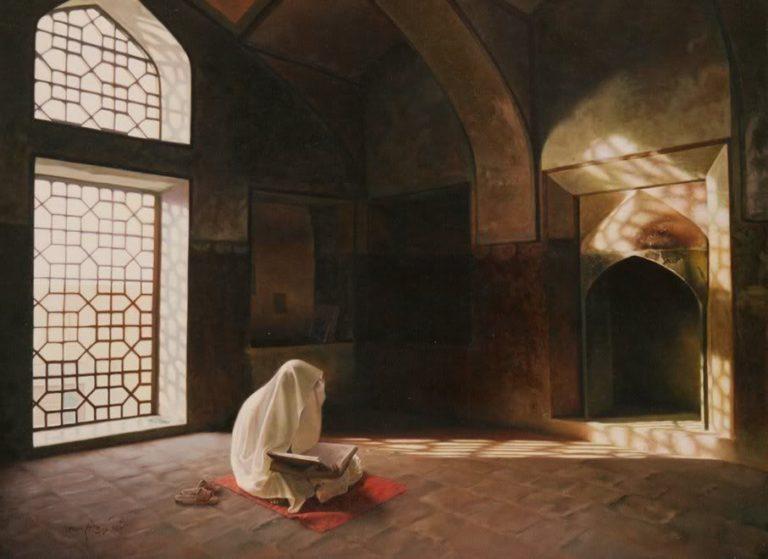 Уединение с Кораном
