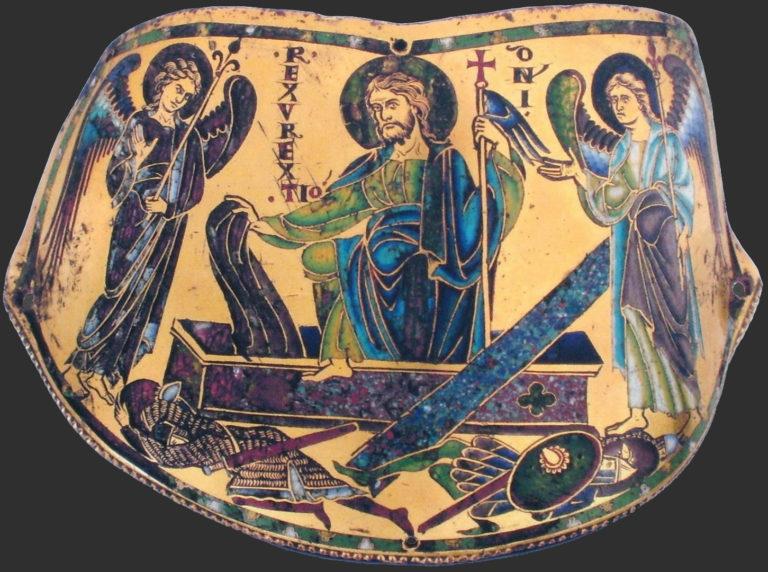 Воскресение Христово. Франция, XII в.