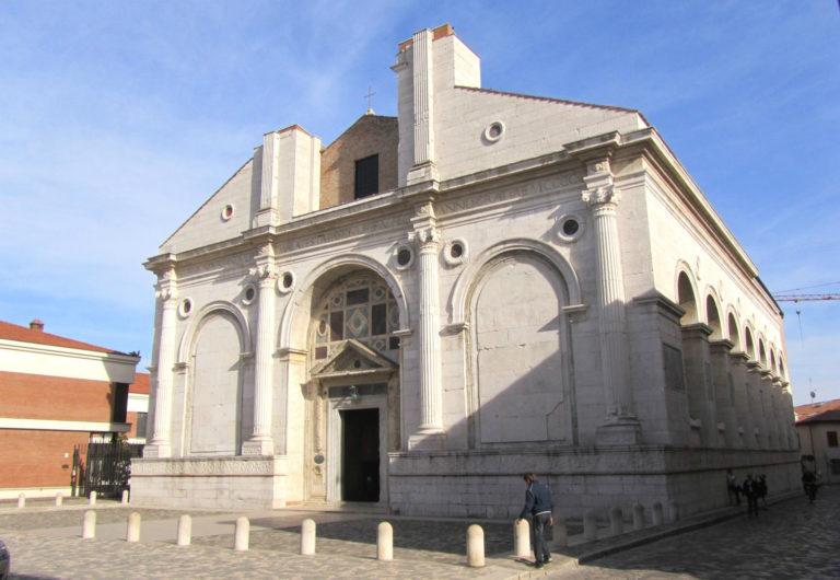 Церковь Сан Франческо (Темпио Малатестиано). 1447–1503