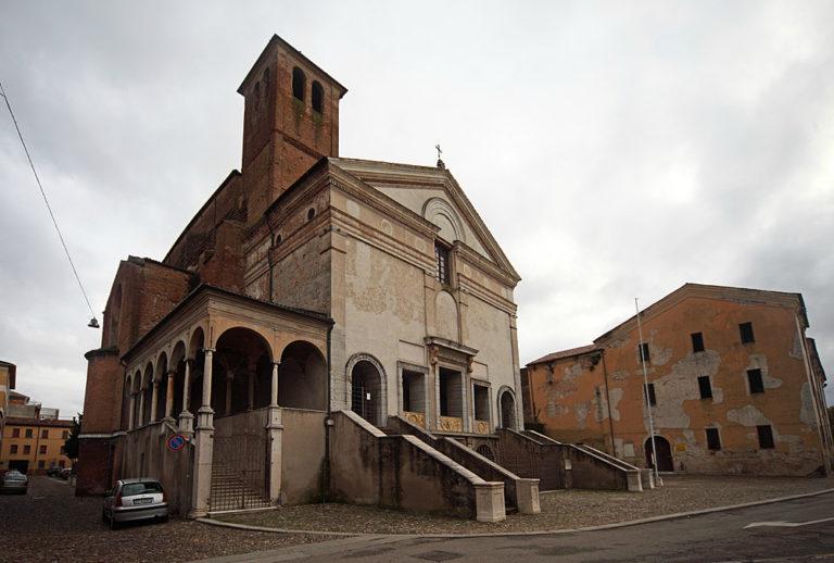 Церковь Сан Себастьяно. 1460–1529