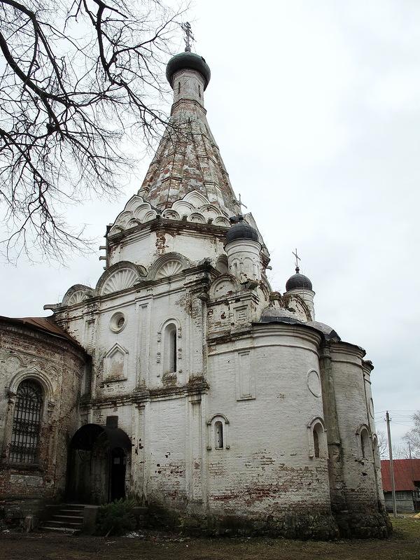 Церковь Смоленской Богоматери. Ок.1591-1592