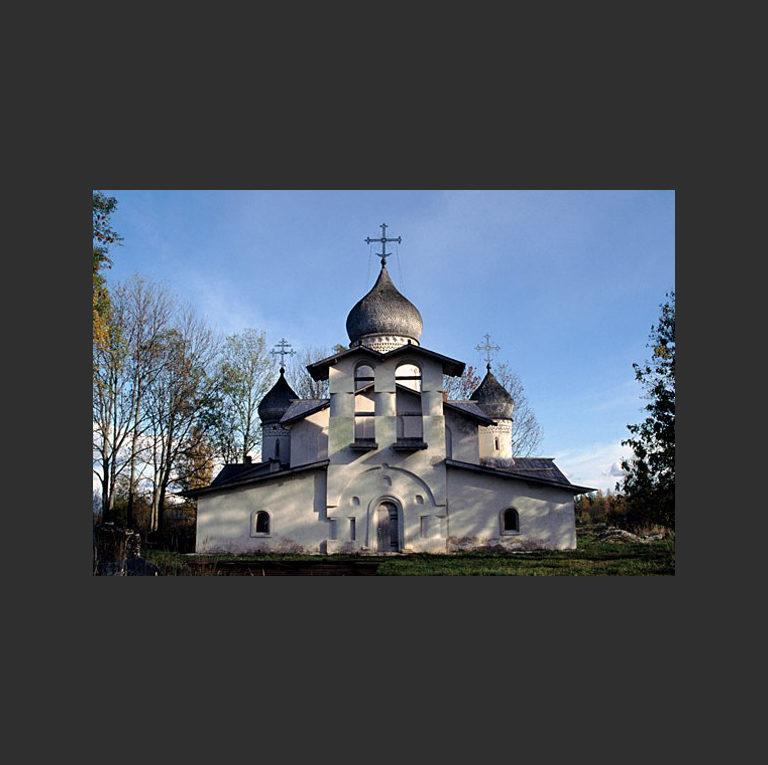 Троицкая церковь. Предположительно 1558
