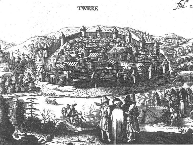 Тверь. 1634