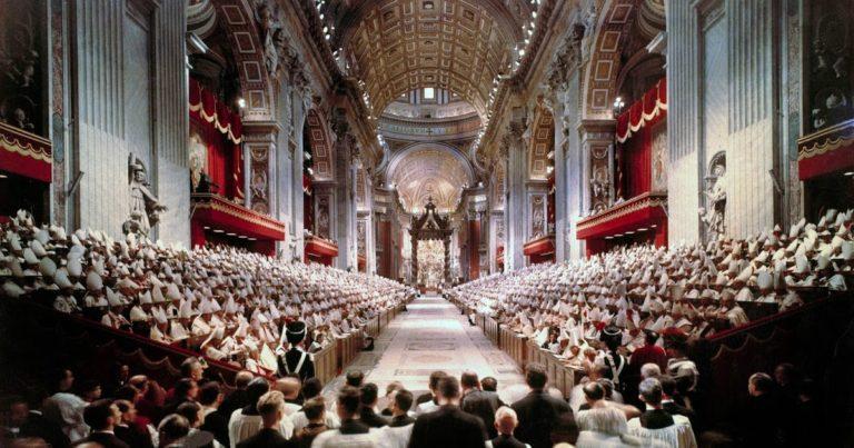 Второй Ватиканский Собор, 1962–1965