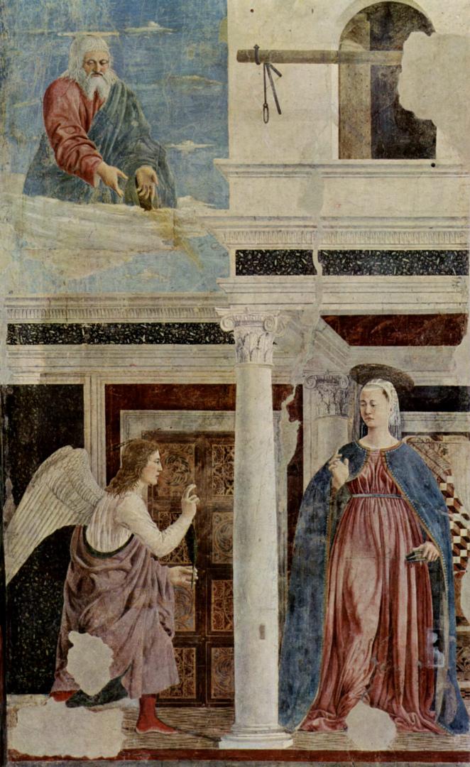 Благовещение. 1452–1466