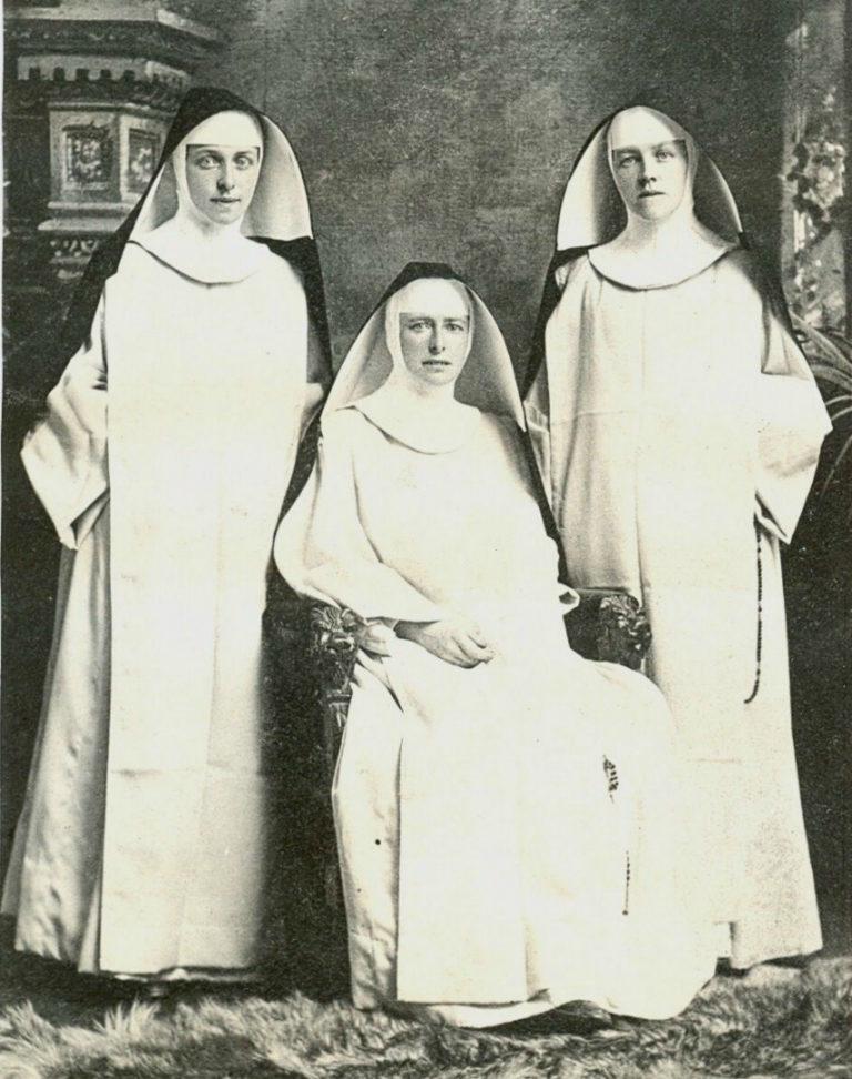 Доминиканские сестры Бловелта. XX в.