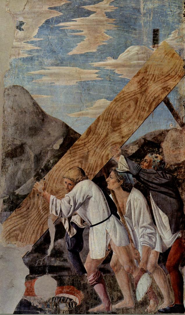 Перенесение священного дерева. 1452–1466
