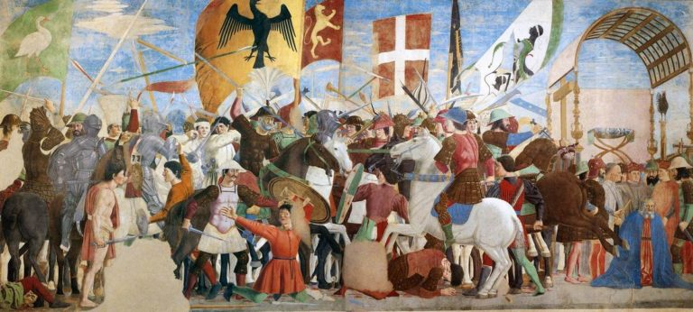Победа Ираклия над Хосровом. 1452–1466