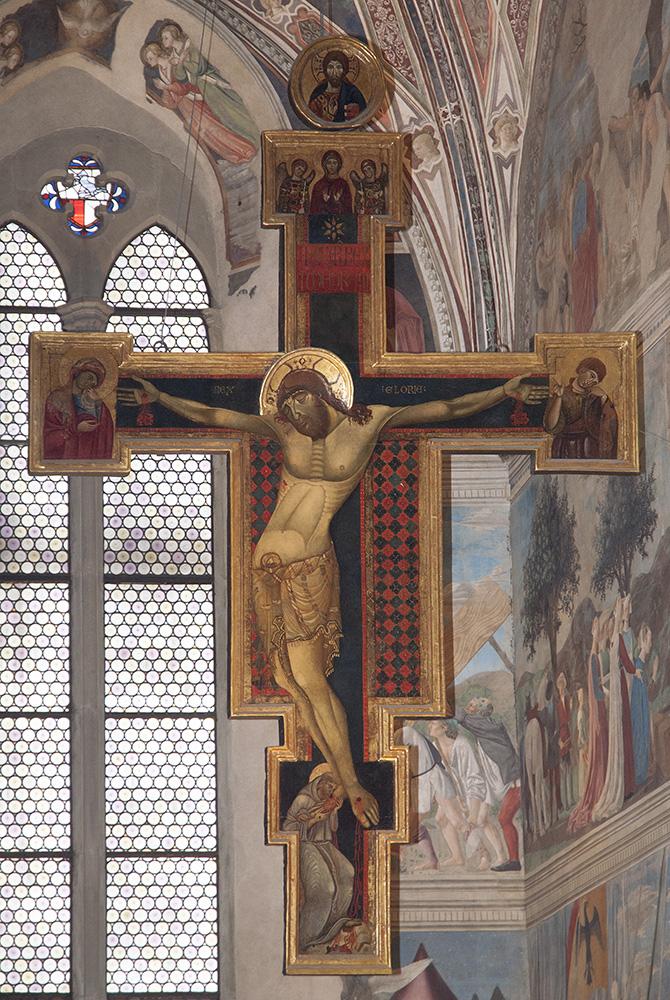 Распятие. XIII–XIV вв.