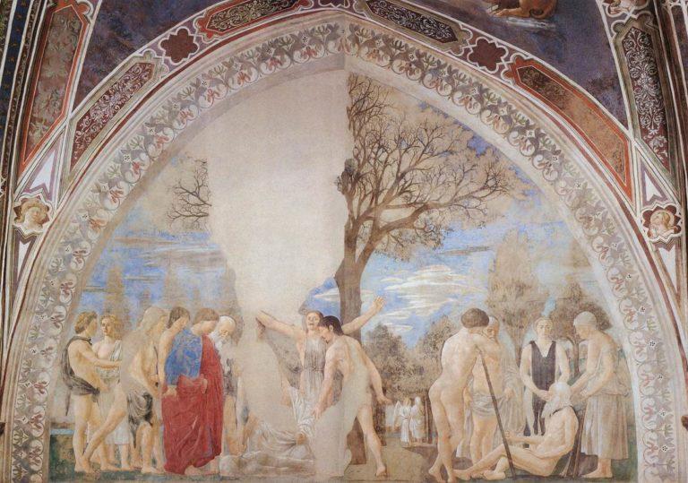 Смерть Адама. 1452–1466