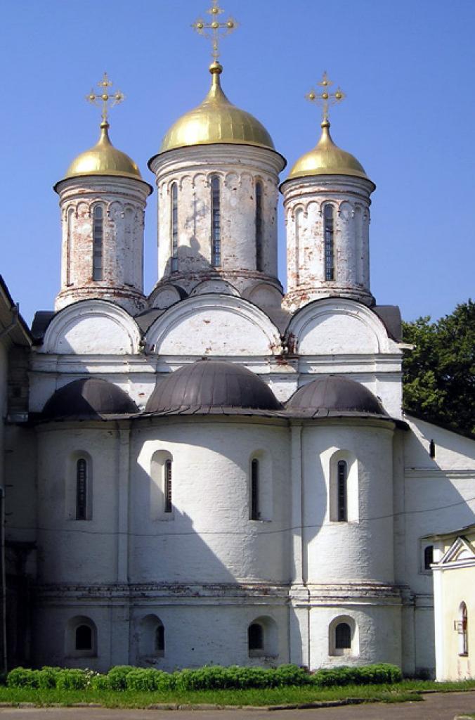 Спасо-Преображенский собор. 1506—1516 гг., XVII в.