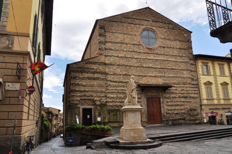 Церковь Сан Франческо. XIII–XIV в.