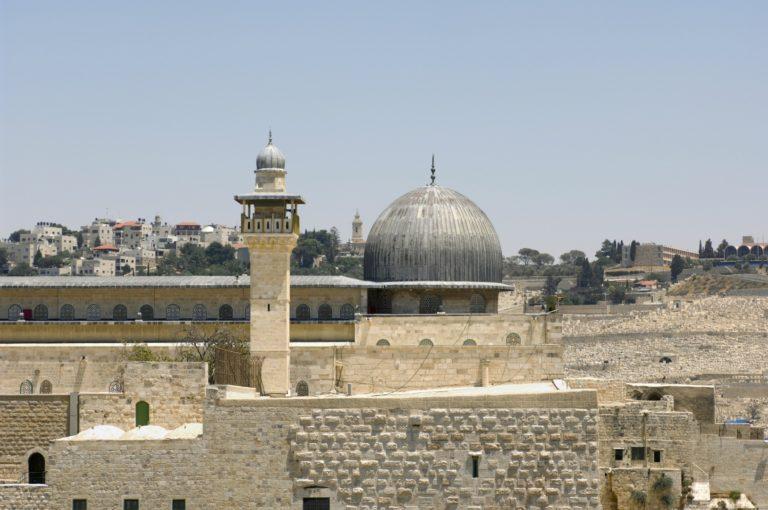 Мечеть аль-Акса («отдаленнейшая мечеть»)