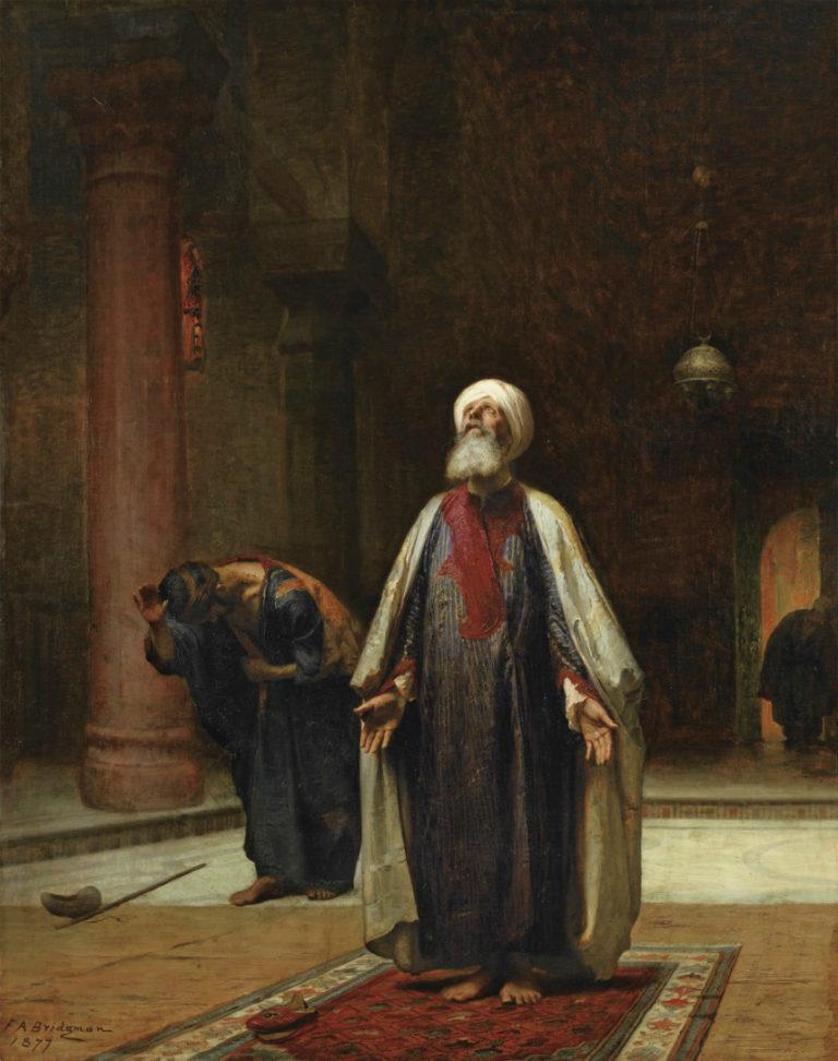 Молитва. 1877