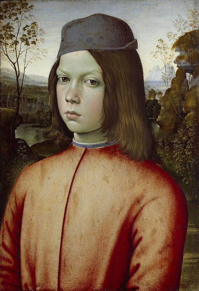 Портрет мальчика. Ок. 1500