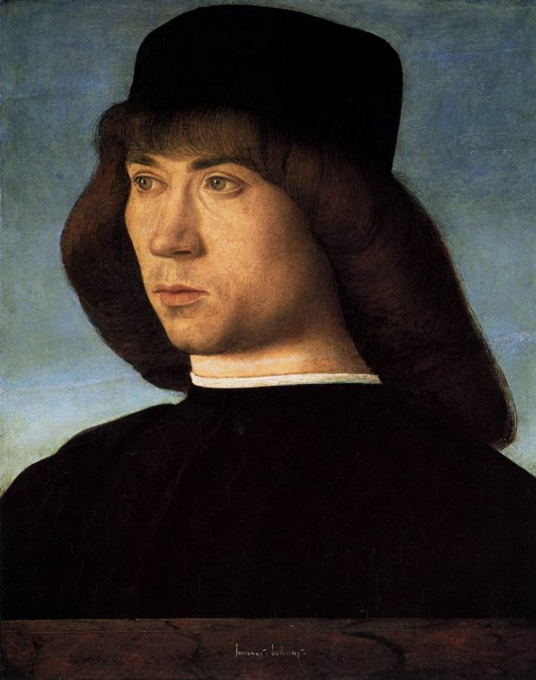 Портрет молодого человека. Ок. 1500