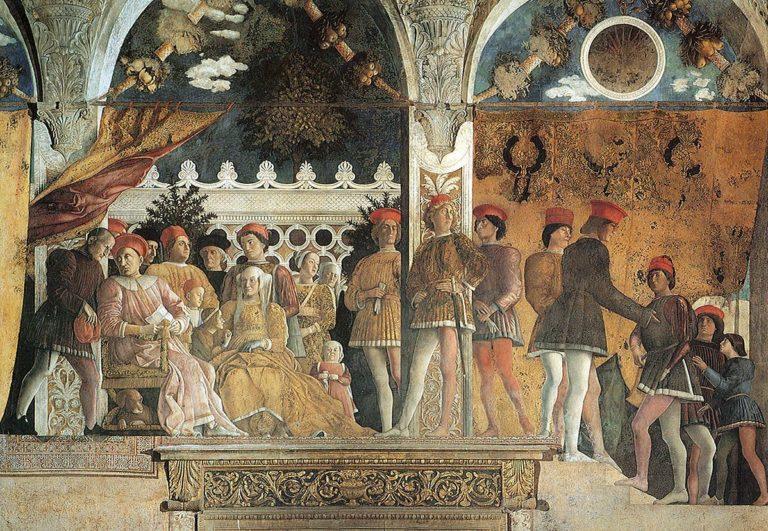 Семейство Гонзаго. 1465–1474
