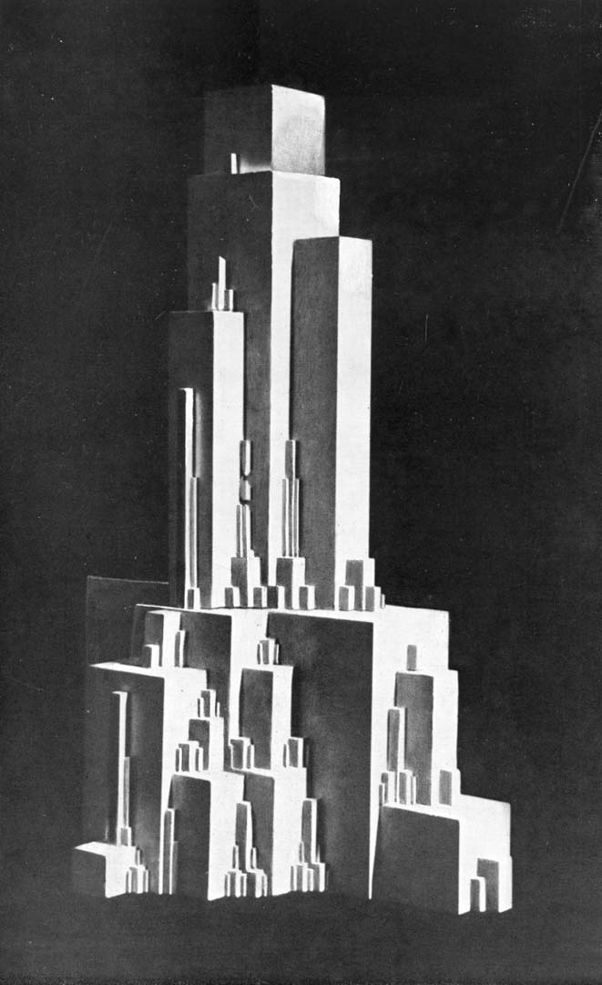 Архитектон «Гота-2». 1923-1927