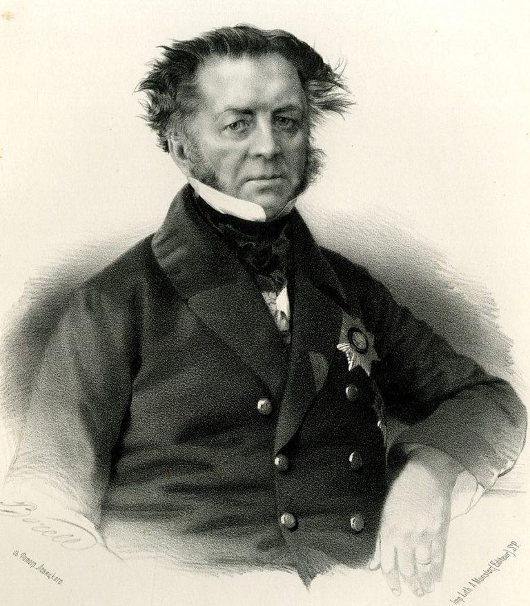 Авраам Сергеевич Норов (1795–1869)