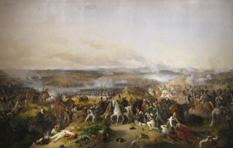 Бородинское сражение. 1843