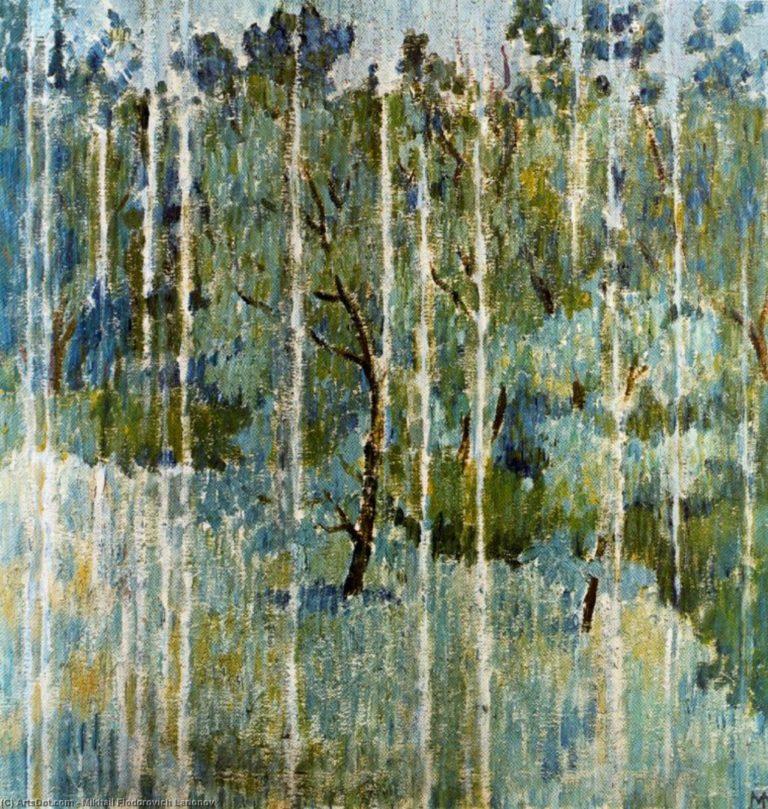 Дождь. Ок. 1904–1905