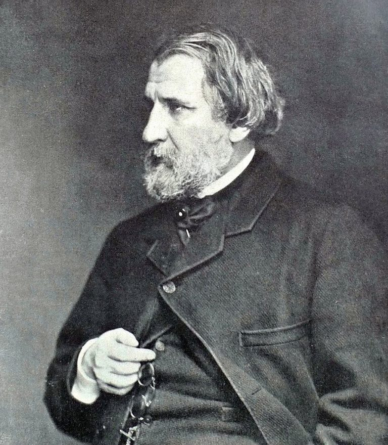 Иван Сергеевич Тургенев (1818–1883). 1871