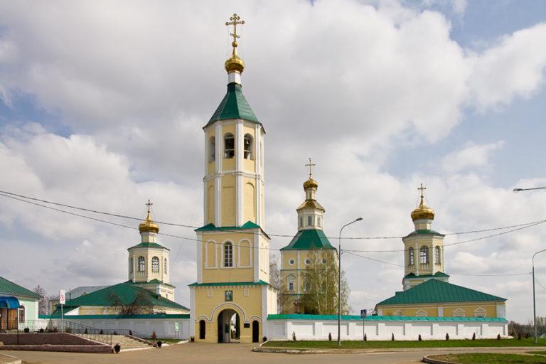 Макаровский погост (с 1994 года – Макаровский Иоанно-Богословский монастырь). XVIII– нач. XIX вв.