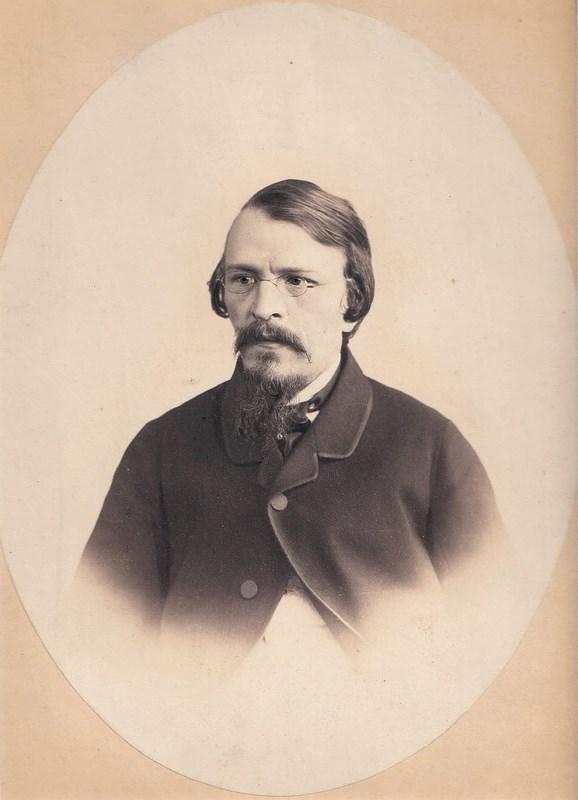 Михаил Михайлович Достоевский (1820–1864)