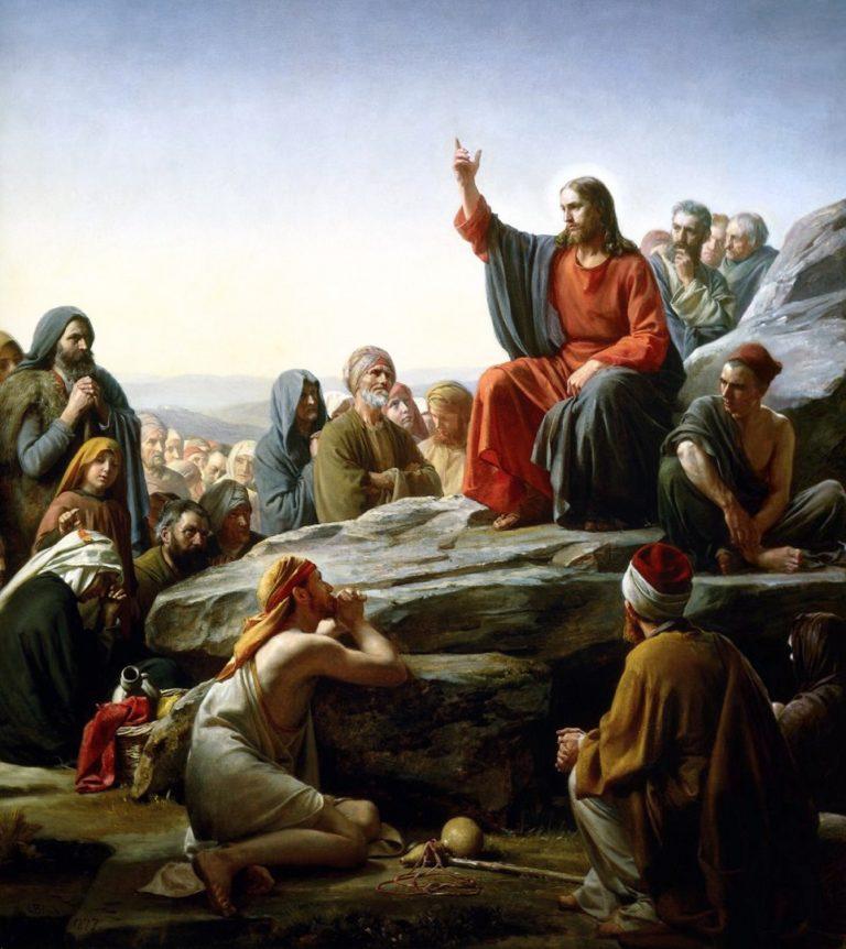 Нагорная проповедь. 1877