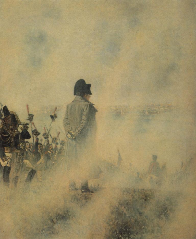 Наполеон на Поклонной горе в ожидании депутации. 1892