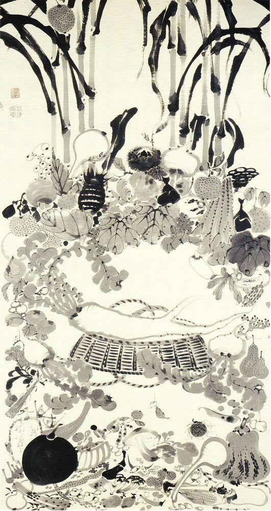 Овощная Паринирвана. Ок. 1792