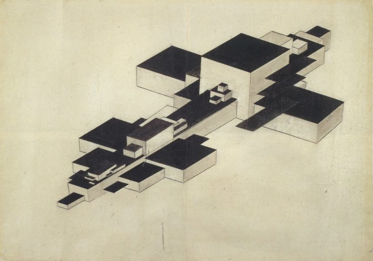Проект супермолета. 1927