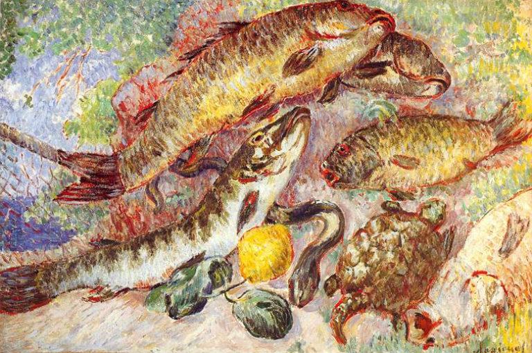 Рыбы. 1906