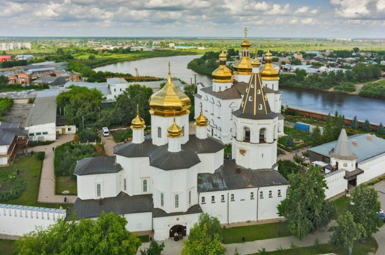 Свято-Троицкий монастырь. XVIII в.