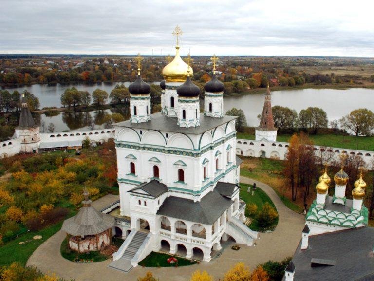 Успенский собор. 1688–1692
