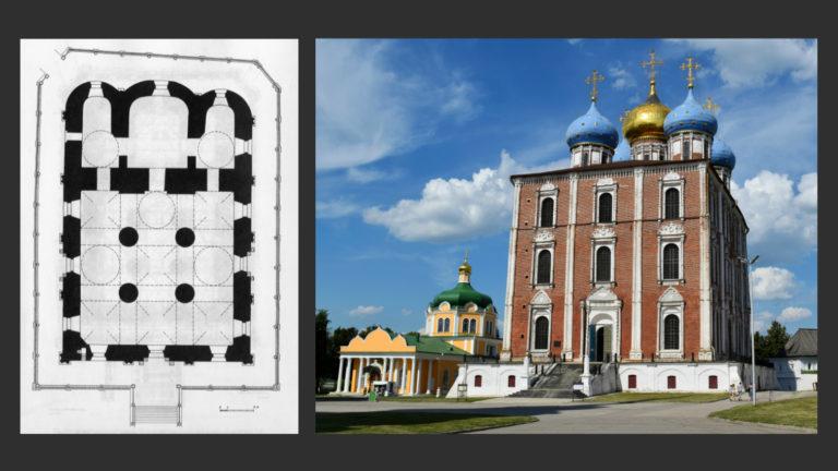 Успенский собор. 1693–1699