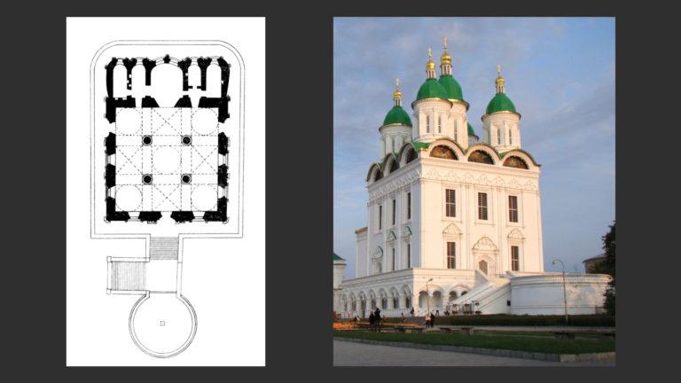 Успенский собор. 1698–1710